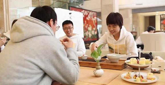 饮茶讲究,健康饮茶