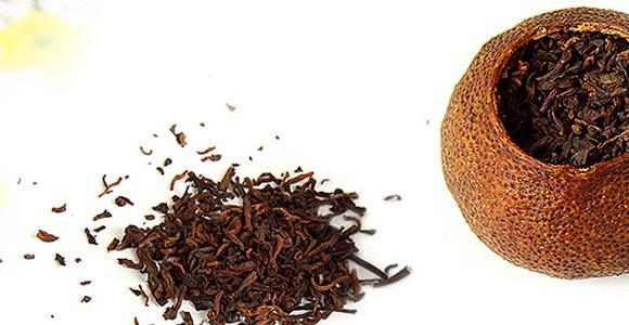 柑普茶的选择关键